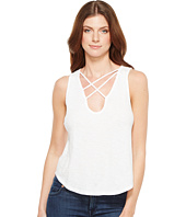 LNA - Triple Cross Tank Top