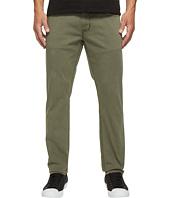 Hudson - Blake Slim Straight Jeans in Infantry Green