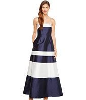 Adrianna Papell - Iridescent Faille Ball Gown