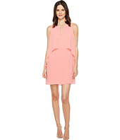 Vince Camuto - Souffle Chiffon Float Dress w/ Hardware
