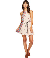 Free People - It's A Cinch Printed Slip