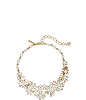 Oscar de la Renta - Scattered Pearl and Crystal Necklace
