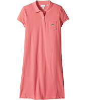 Lacoste Kids - Classic Pique Dress with Pocket (Toddler/Little Kids/Big Kids)
