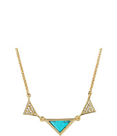 Vera Bradley - Triangle Short Necklace