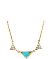Vera Bradley - Triangle Short Necklace