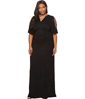 Kiyonna - Bella Braided Maxi Dress