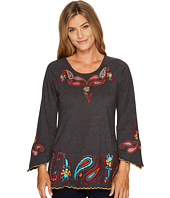 Scully - Anara Embroidered Tunic