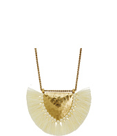Lucky Brand - Fringe Pendant Necklace