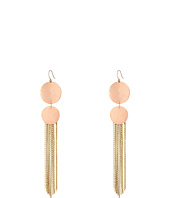 Lucky Brand - Rose Gold and Gold Drama Earrings