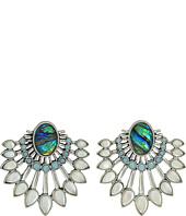 Lucky Brand - Stone Chandelier Drama Earrings