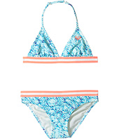Roxy Kids - Caribbean Days Tri Set (Big Kids)