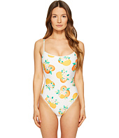 Kate Spade New York - Capistrano Beach #57 Tank One-Piece Swimsuit w/ Removable Soft Cups