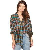 Free People - One of the Guys Button Down