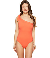 Letarte - One Shoulder One-Piece