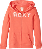 Roxy Kids - Luck is Luck Hoodie (Toddler/Little Kids/Big Kids)