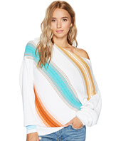 Free People - Spectrum Stripe Sweater