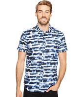Calvin Klein - Hologram Print Button Down Shirt