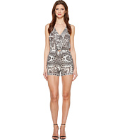 Lucky Brand - Tie Front Romper