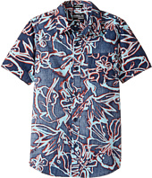 O'Neill Kids - Lanai Short Sleeve Woven (Big Kids)