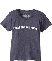Spiritual Gangster Kids - Trust The Universe Tee (Toddler/Little Kids)
