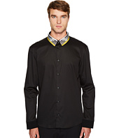 Versace Collection - Button Down with Detailed Collar