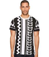 Versace Jeans - Vertical Stripes T-Shirt