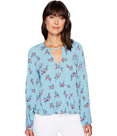 Brigitte Bailey - Alia Long Sleeve Wrap Top