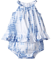 Ralph Lauren Baby - Cotton Jersey Tie-Dye Bubble Shortalls (Infant)