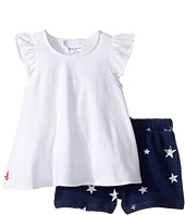 Ralph Lauren Baby - Jersey Knit Shorts Set (Infant)