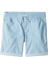 Polo Ralph Lauren Kids - Parachute Twill Rolled Shorts (Little Kids/Big Kids)