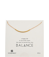 Dogeared - Balance Adjustable Cord Necklace