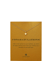 Dogeared - Congratulations, Full Star Necklace
