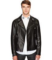 Versace Collection - Leather Moto Jacket