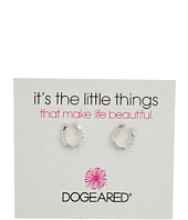Dogeared - It's The Little Things: Horseshoe Earrings