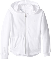 Polo Ralph Lauren Kids - Atlantic Terry Batwing Top (Little Kids)