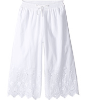 Polo Ralph Lauren Kids - Cotton Batiste Lace Hem Pants (Little Kids/Big Kids)