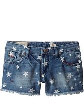 Polo Ralph Lauren Kids - Denim Print Shorts (Little Kids/Big Kids)