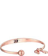 Michael Kors - Modern Classic Pearl Open Hinge Bracelet