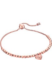 Michael Kors - Polished Platings Heart Slider Bracelet