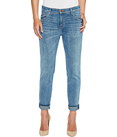 J Brand - Johnny Mid-Rise Boy Fit in Sentimental
