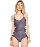 Maaji - Suede Nightfall One-Piece