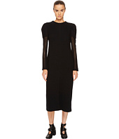 Y's by Yohji Yamamoto - U-Gather Sleeve D Long Sleeve Dress