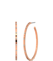 Michael Kors - Micro Muse Studded Hoop Earrings