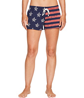 P.J. Salvage - All-American Flag Shorts