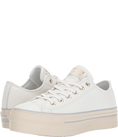 Converse - Chuck Taylor® All Star® Platform Leather Ox