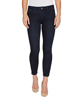 Ivanka Trump - Denim Skinny Ankle Jeans in Dark Blue