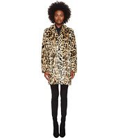 The Kooples - Fake Leopard-Skin Coat