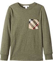 Burberry Kids - YNG T-Shirt (Little Kids/Big Kids)