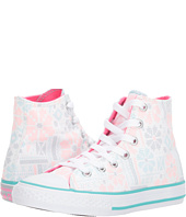 Converse Kids - Chuck Taylor All Star Winter Graphic - Hi (Little Kid/Big Kid)