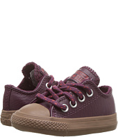 Converse Kids - Chuck Taylor All Star Leather + Thermal - Ox (Infant/Toddler)